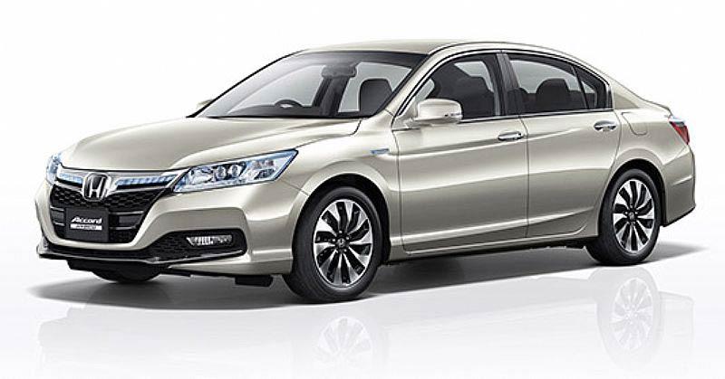 Used 2013 Honda Accord Hybrid Car