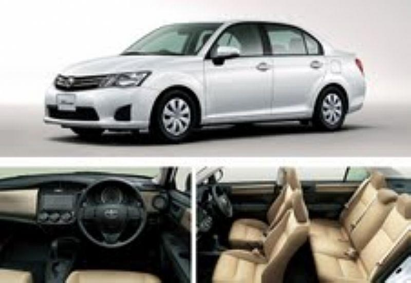 2014 Toyota Corolla - RHD Car
