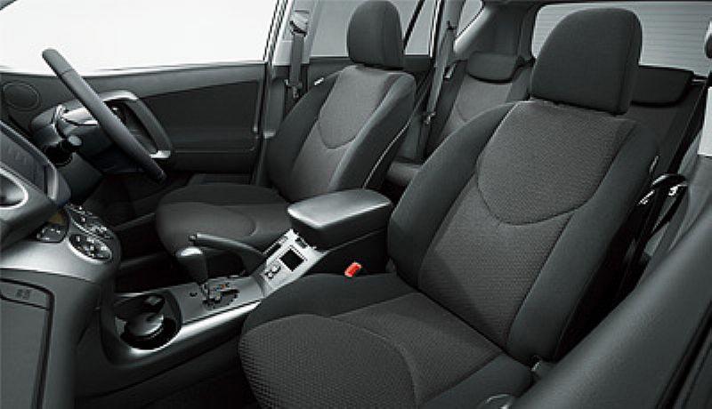 Toyota RAV4 Inside