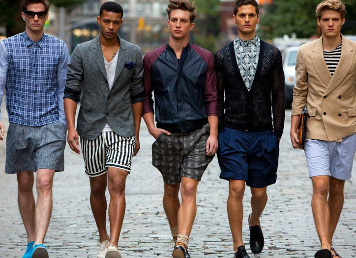Who Makes The Best Designer Men's Clothes Mens Shorts
