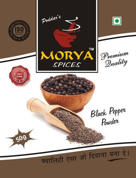 how to make pepper powder at home