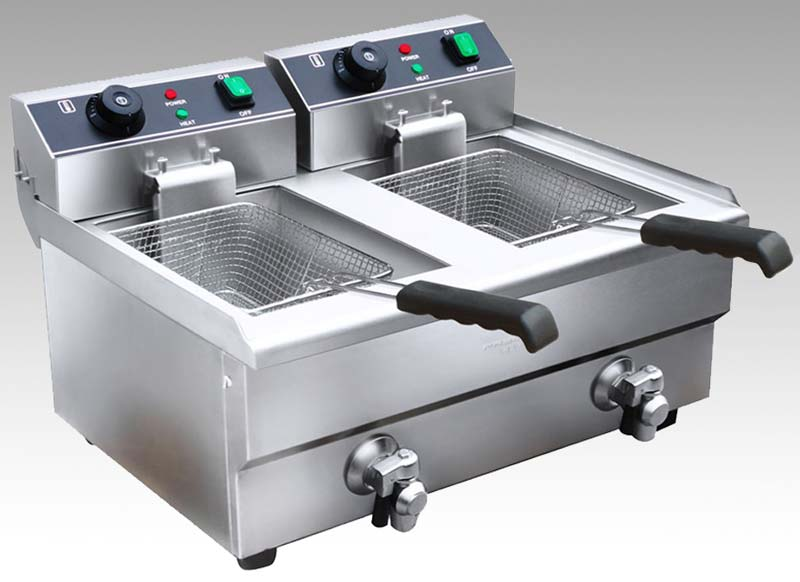 Commercial Fryer Commercial Deep Fat Fryer Table Top