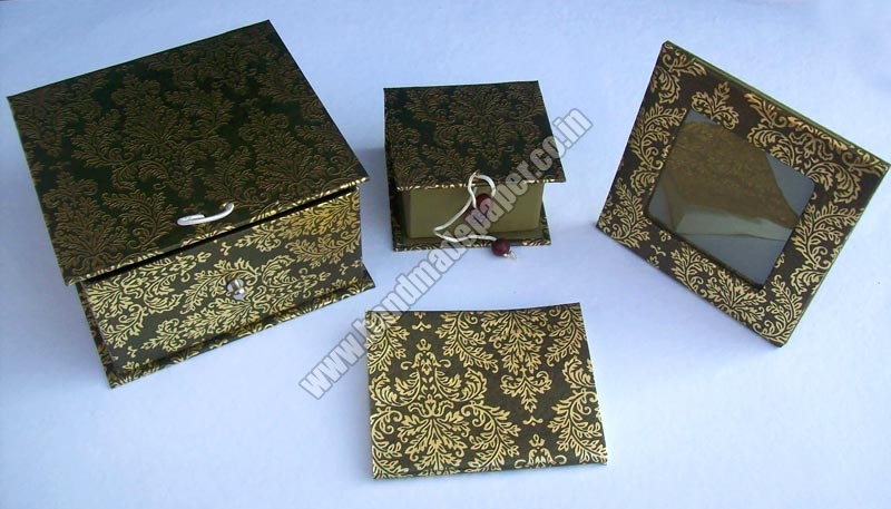 Handmade Paper Gift Set