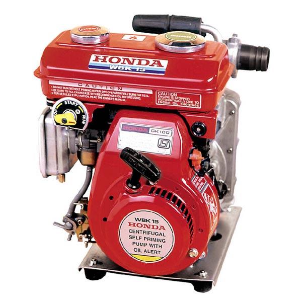 Honda kerosene engine water pump wbk 15 honda kerosene for Honda motor water pump