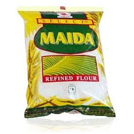 Gold Refined Wheat Flour