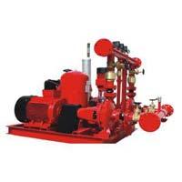 Fire Main Pump Set