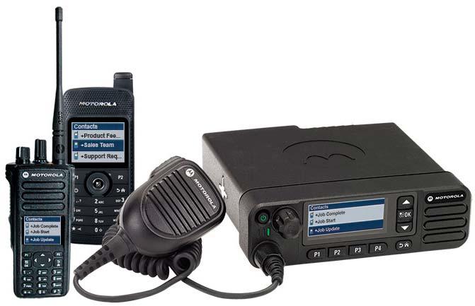 Motorola Digital Radio