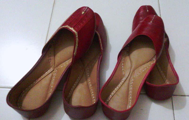 Ladies Punjabi Juttis Ladies Leather Jutti Exporters From