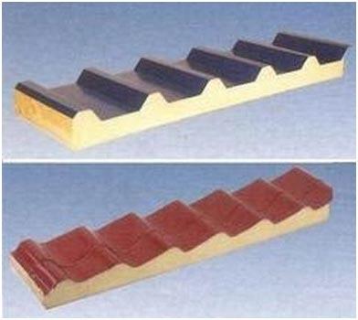 Continuous Sandwich Panels