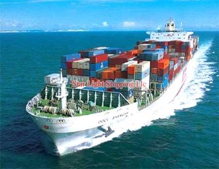 International Sea Freight Forwarding