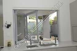Aluminium Bifold Windows