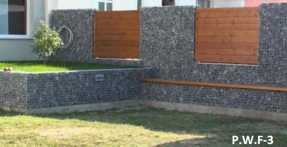 Plywood Fencing 04