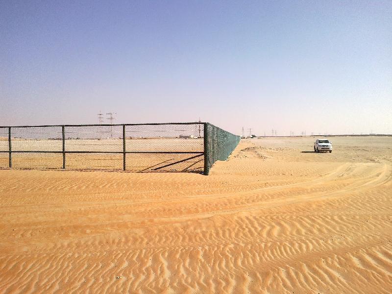 Sand Fencing 02