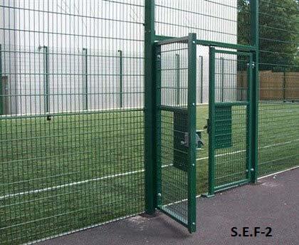 Sports Enclosure Fencing 02