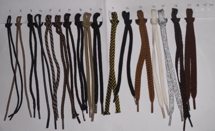 Wax Shoelaces