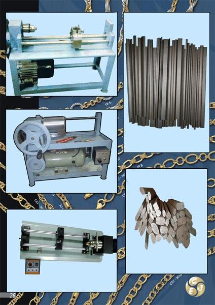 Indo Italian Chain Making Machine