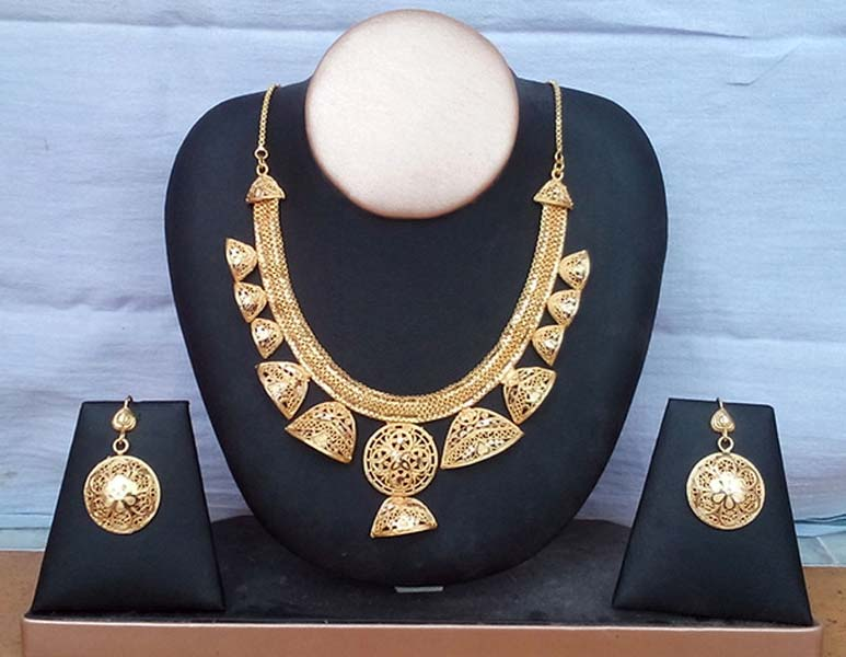 Imitation Necklace Set