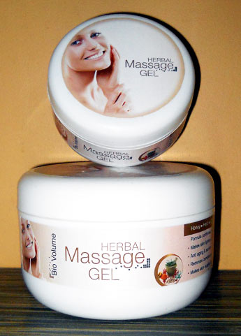 Herbal Massage Gel