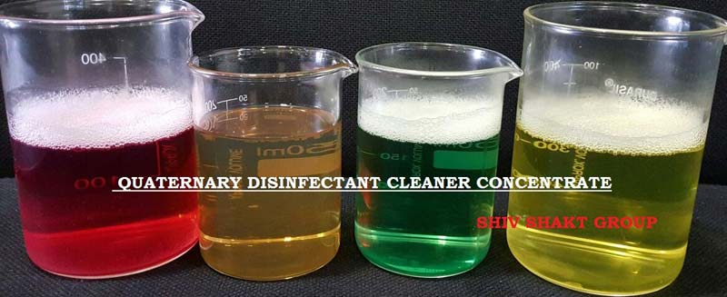 Disinfectant Cleaner Concentrate