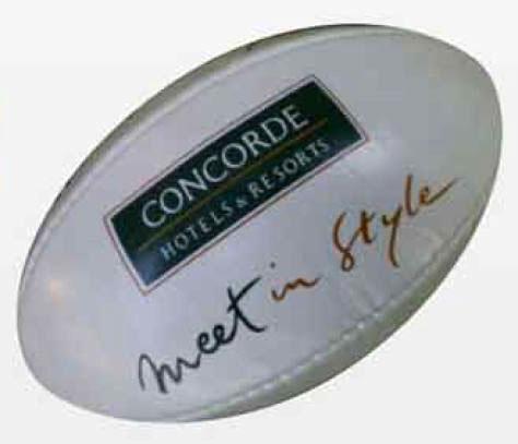 PVC Rugby Balls