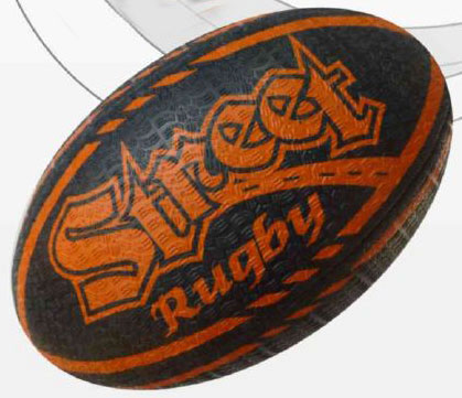 Street Rugby Balls