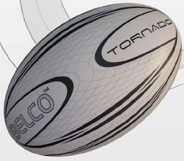 Tornado Rugby Balls