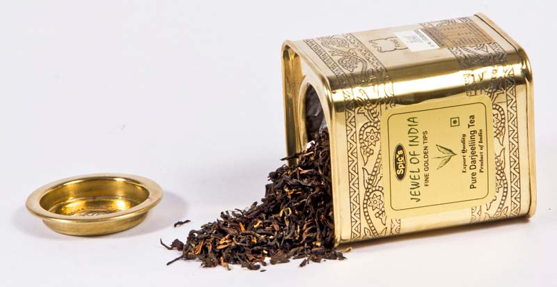 Golden Darjeeling Tea