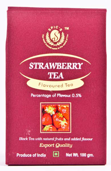 Strawberry Tea
