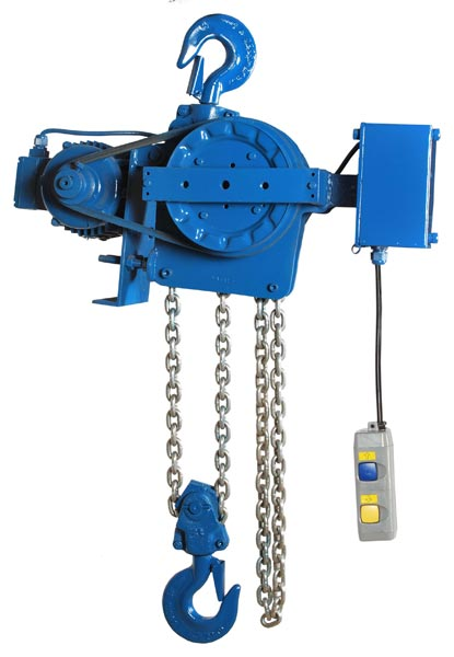 Motorized Chain Pulley Block (MH2 Series)