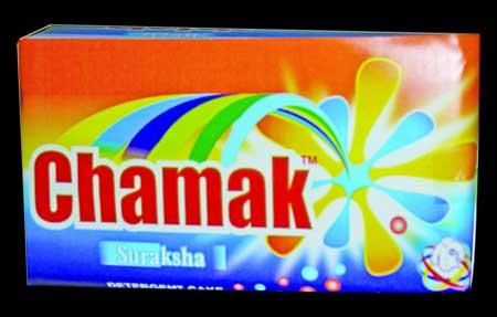 Chamak Detergent Bar