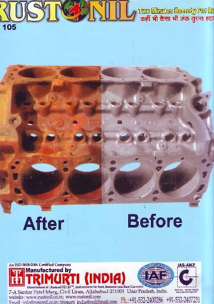 Anti Corrosive Chemicals