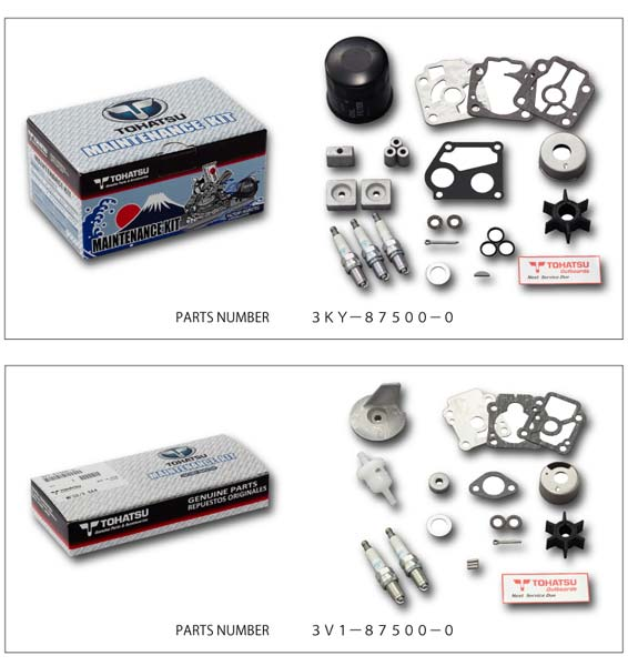 Outboard Maintenance Kit