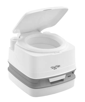 Portable Toilet (PP Qube 145)
