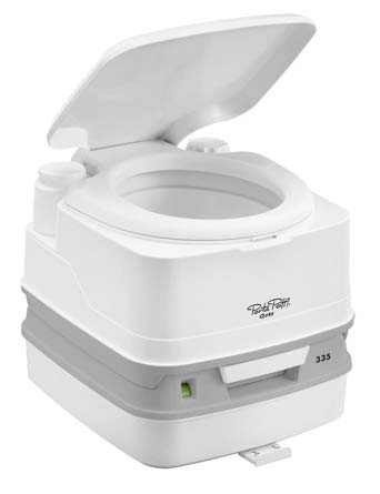 Portable Toilet (PP Qube 335)