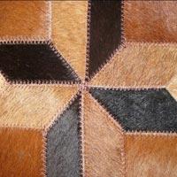 Leather Carpets 04