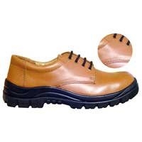 Leather Safety Shoes (SS - 004)