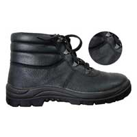 Leather Safety Shoes (SS - 005)