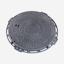 BS 497/76 Circular Manhole Cover & Frames