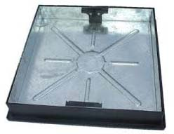 BS 497/76 Recessed Manhole Cover & Frames