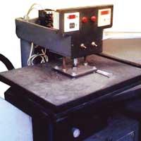Double Pad Fusing Machine