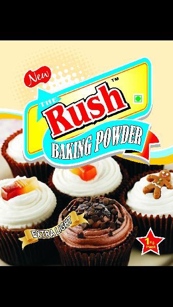 The Rush Baking Powder