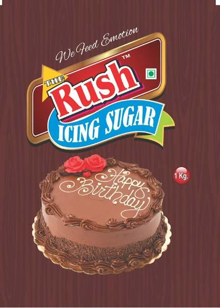 The Rush Icing Sugar