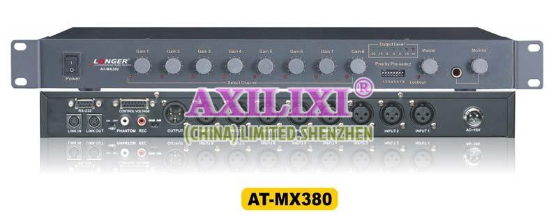 Analog Sound Mixing Consoles