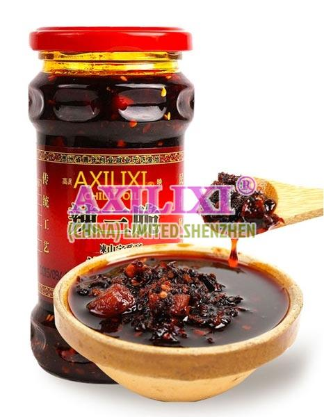 Axilixi China Old Ham Chilli Oil Sauce
