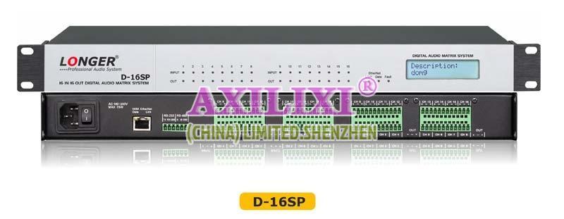 Digital Audio Matrix System