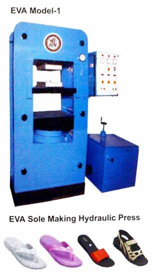 Eva Sole Making Machine (22*30 inches)