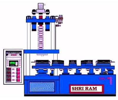 Vertical Rotary Machine