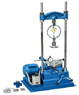 Unconfined Compression Testing Machine
