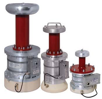 High Voltage Transducers