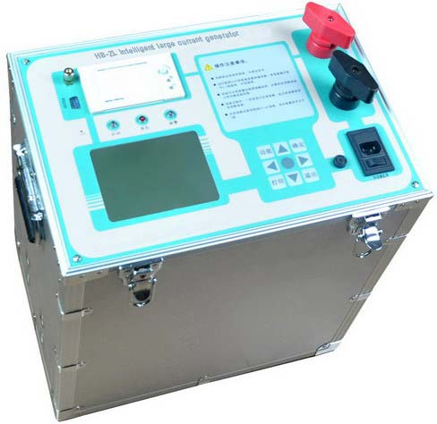 Primary Current Injection Test Set